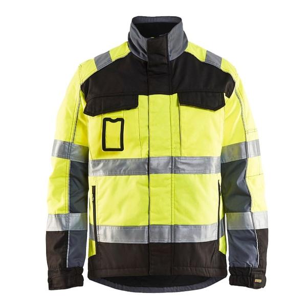 4851 Blakläder® Winterjacke warnschutz