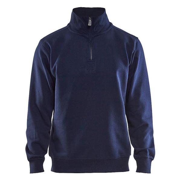 3365 Blakläder® Sweatshirt mit RV Mischgewebe