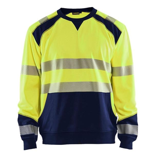 3541 Blakläder® Sweatshirt Warnschutz