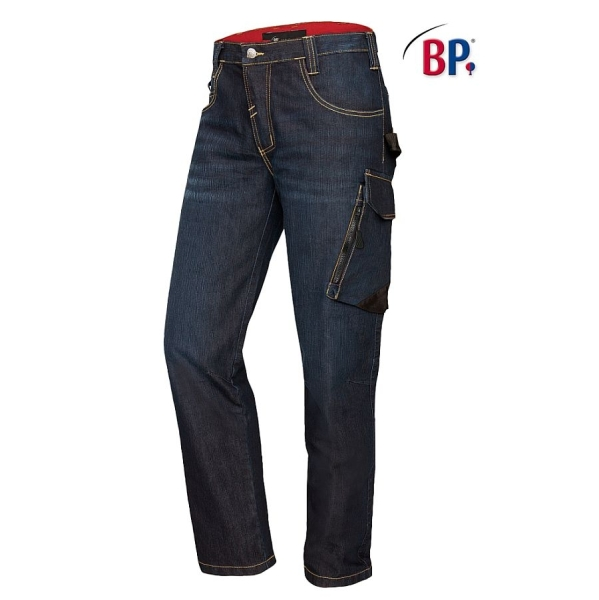 1990 BP Arbeitshose Worker-Jeans BPlus Stretch