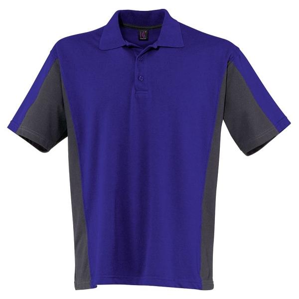 5019 Kübler Shirt-Dress Poloshirt Mischgewebe