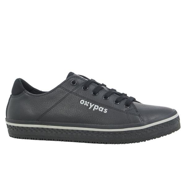 OXYPAS Sneaker Clark schwarz EN 20347 SRC ESD