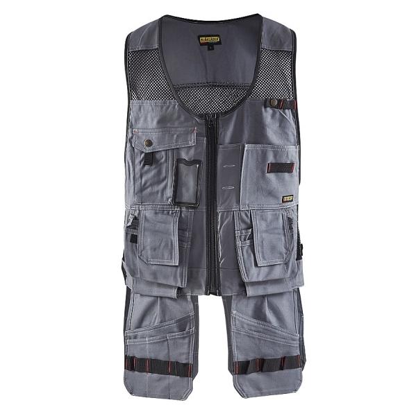 3100 Blakläder® Handwerker Weste Baumwolle