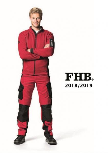 FHB Zunft und Workwear Katalog 2018/2019