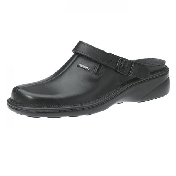 Abeba Clog 6913 OB schwarz