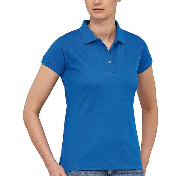 MS4007 Macseis® Flash Damen Poloshirt blau