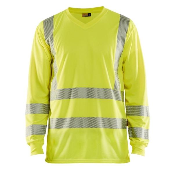 3385 Blakläder® T-Shirt High-Vis mit UV Schutz