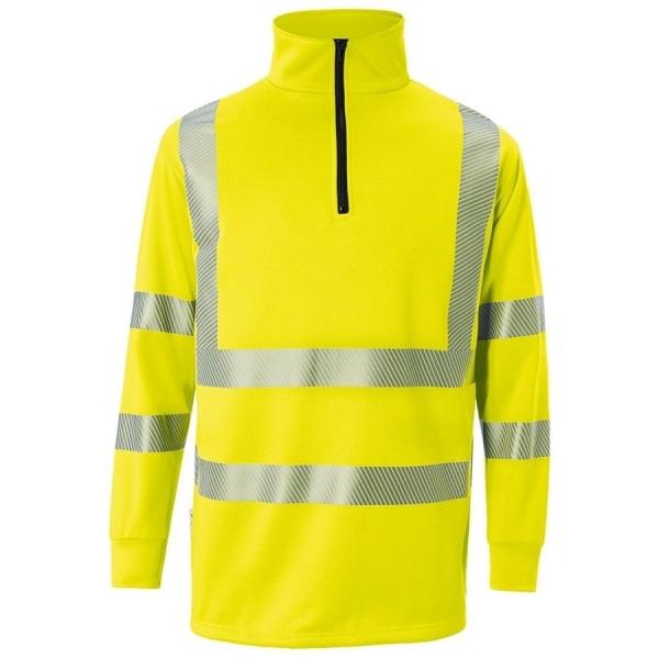 5046 Kübler Zip-Sweatshirt REFLECTIQ PSA 2