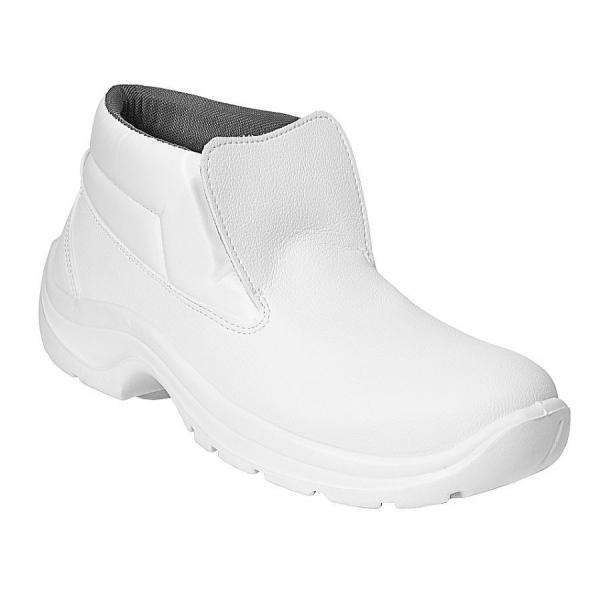 23355 AWC Sicherheitsschuh Eco Safe Stiefel weiss
