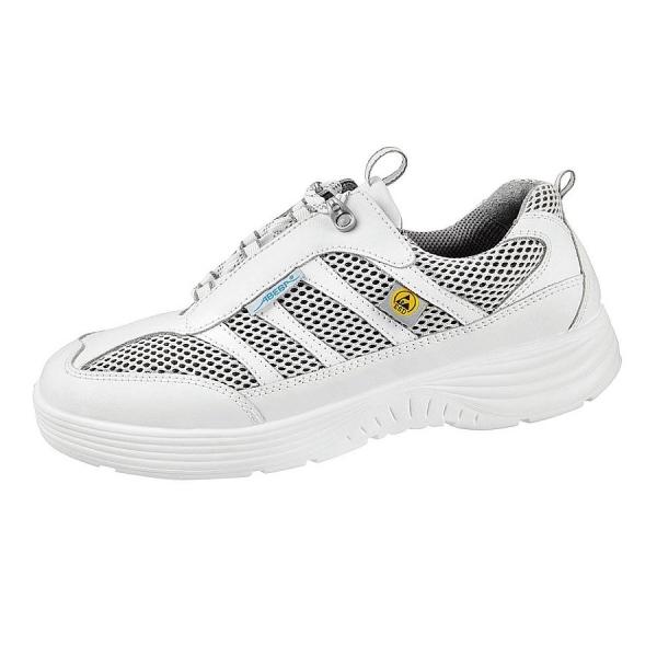 7131158 Abeba® X-LIGHT Schuh O2 ESD weiss