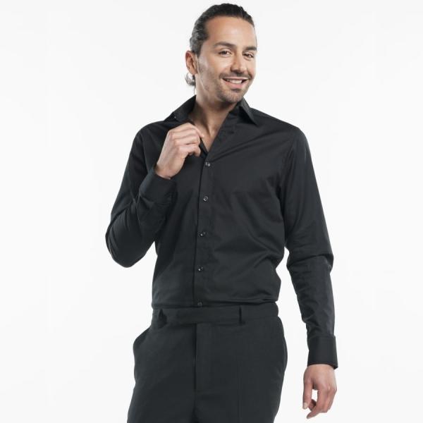 613 Chaud Devant® Service Hemd Black