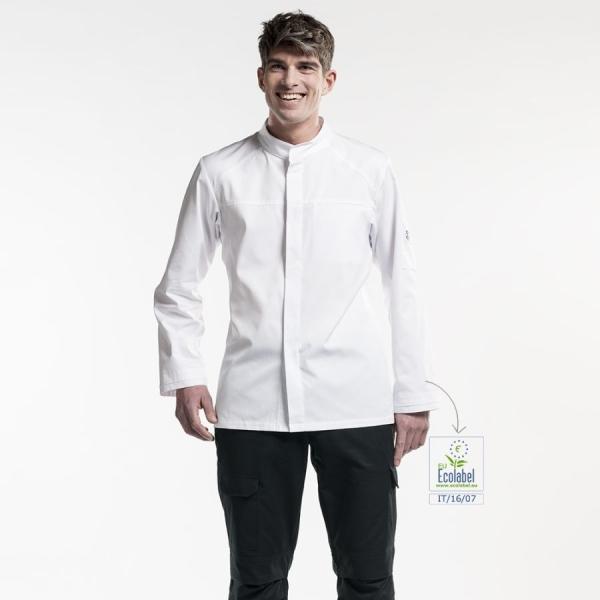 209 Chaud Devant® Kochjacke Salerno RPB White