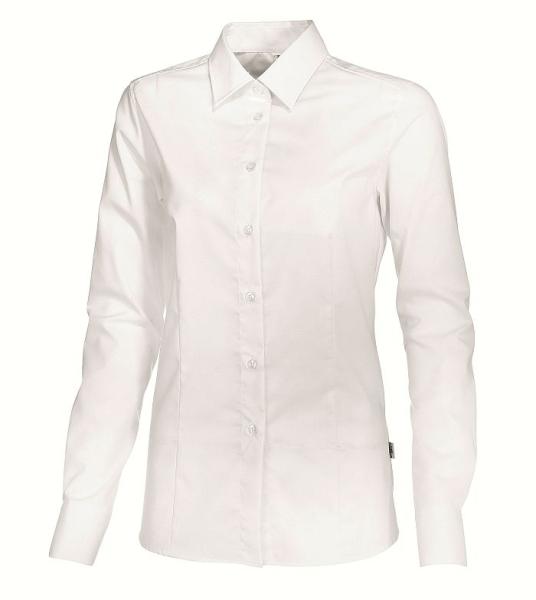1560 BP Damenbluse langarm Comfortec® Stretch