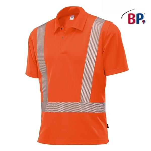 2132 BP HI-VIS Comfort Poloshirt