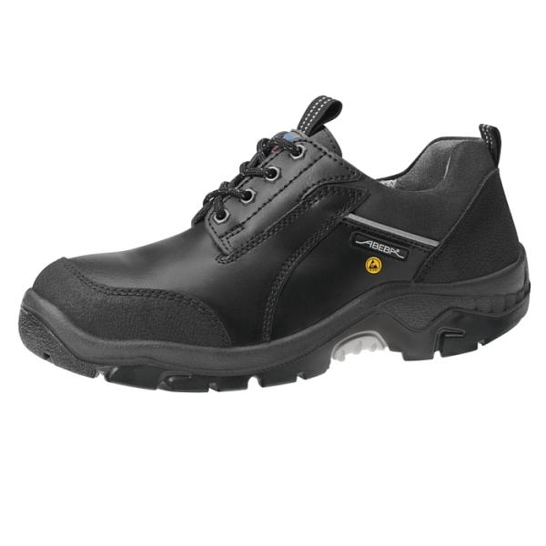 Abeba® ESD Sicherheitsschuh 32256 S3 schwarz