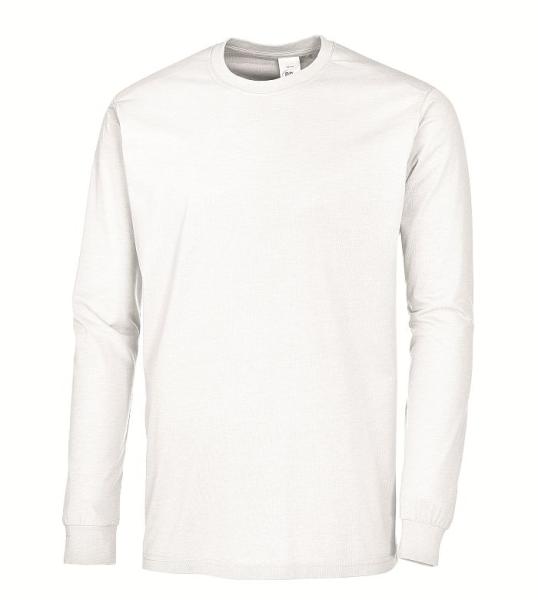 1620 BP Langarm-Shirt Mischgewebe für Sie und Ihn