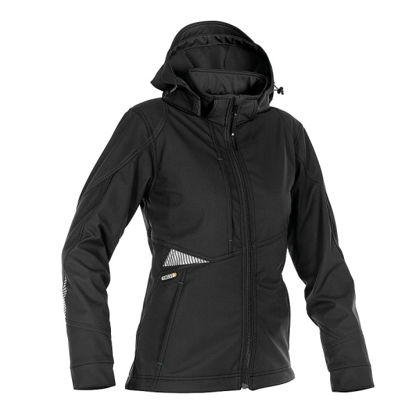 DASSY® Damen Softsheljacke Gravity