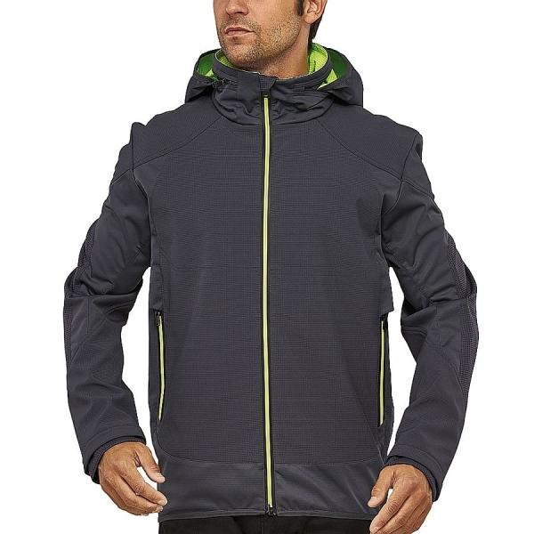 MS40005 Macseis® Venture Softshell Jacke grau