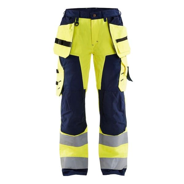 7156 Blakläder® Damen Arbeitshose Warnschutz