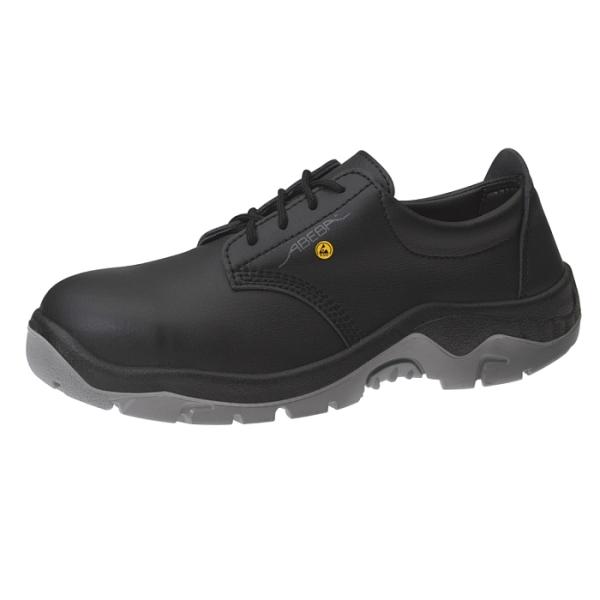 Abeba® ESD Sicherheitsschuh 32136 S2 schwarz