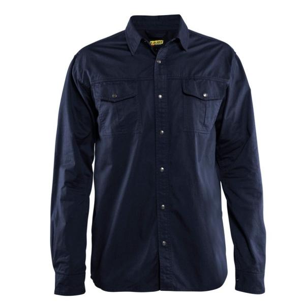 3297 Blakläder® langarm Baumwoll Hemd
