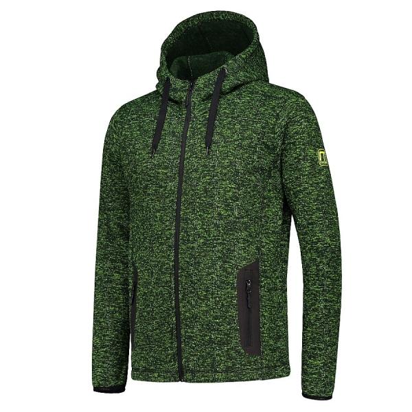 MS26021 Macseis® Riptide Strickfleece black/green