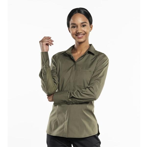 625 Chaud Devant® Service Bluse UFX Moss