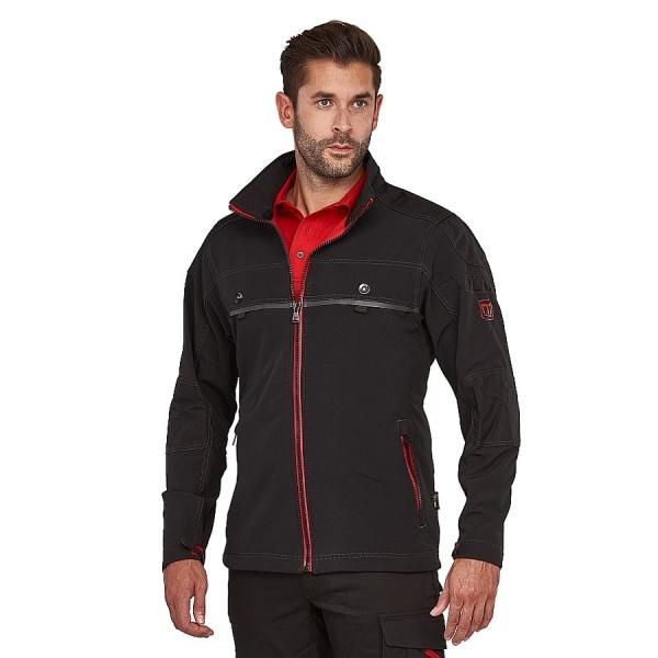 MWW300012 Macseis® Proneon Arbeitsjacke schwarz