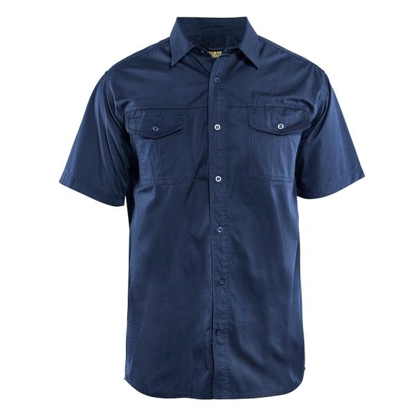 3296 Blakläder® Hemd kurzarm Mischgewebe