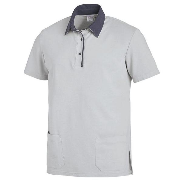 08/2743FB Leiber Unisex Poloshirt Mischgewebe