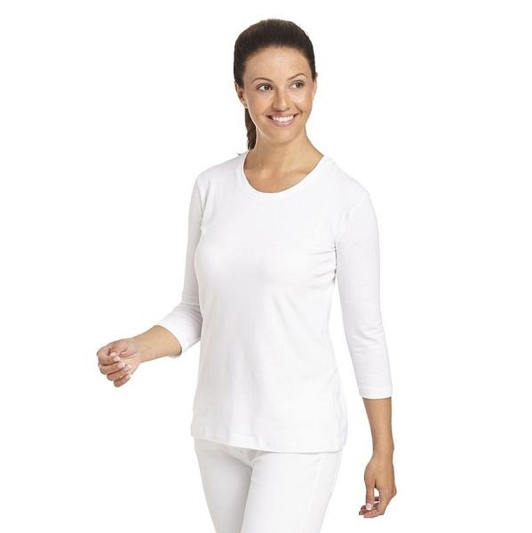 08/2529 Leiber Damen Shirt Stretch