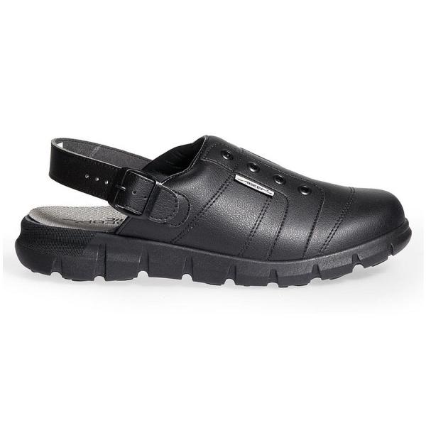 Abeba® Dynamic Clog 7361 OB schwarz