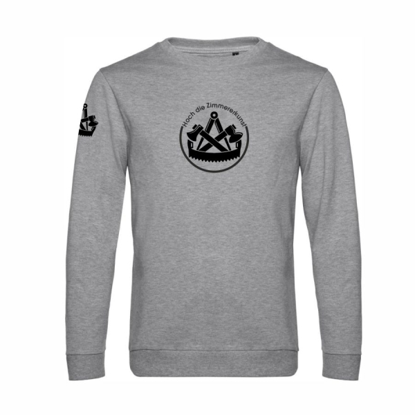 B&C Sweatshirt mit Zimmerer Logo
