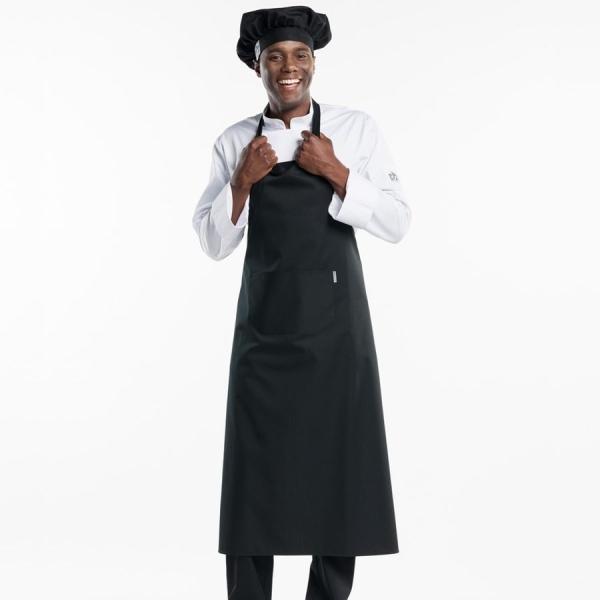 567 Chaud Devant® Latzschürze BBQ Black