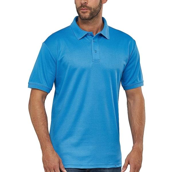 MS3005 Macseis® Flash Poloshirt hellblau