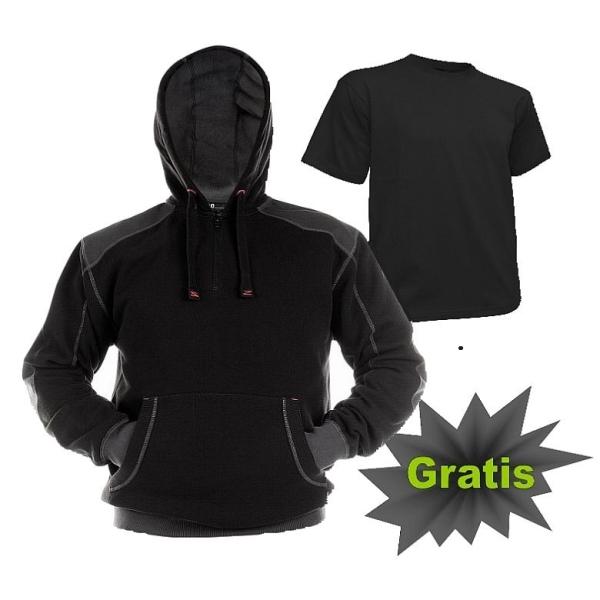 DASSY® DNA Sweatshirt Indy + *GRATIS* T-Shirt
