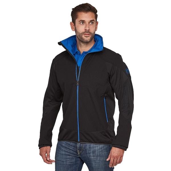 MS40009 Macseis® Venture Softshell Jacke schwarz