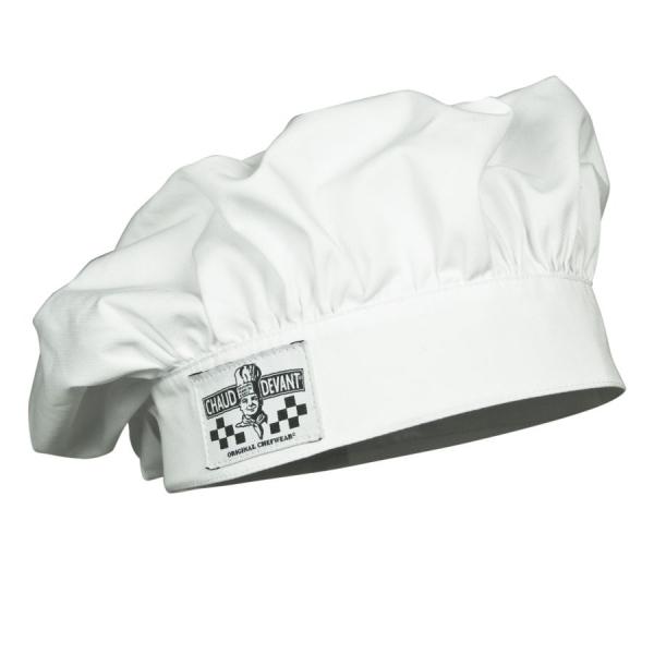 374 Chaud Devant® Kochmütze Bianco