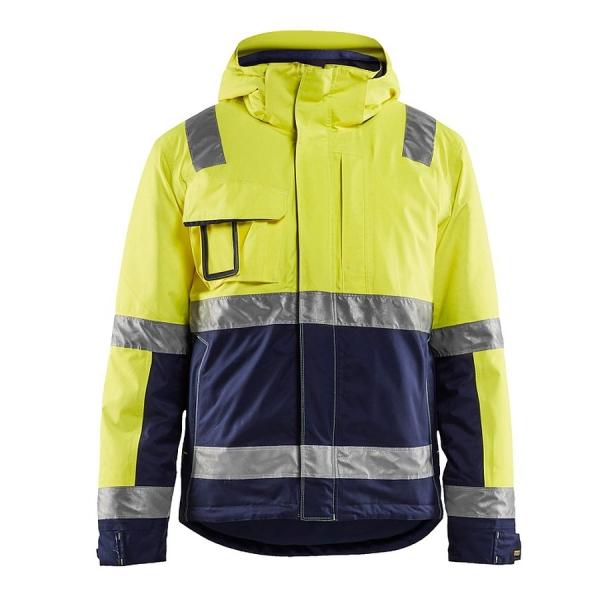 4870 Blakläder® Winterjacke Warnschutz