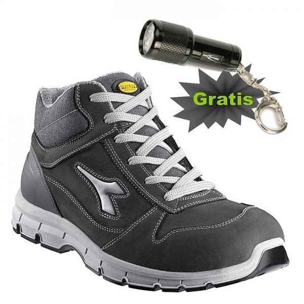 Diadora® Sicherheitsstiefel HI RUN S3 GRATIS Lampe