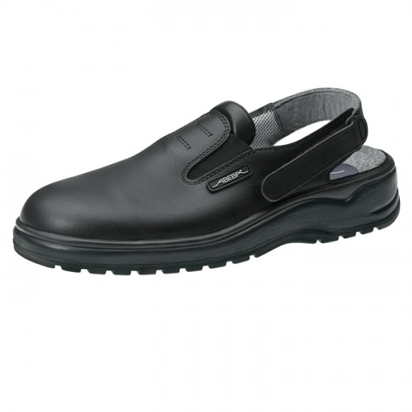 Abeba Sicherheits-Clog 1035 SB schwarz
