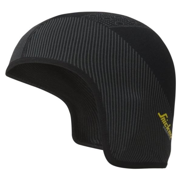 9053 Snickers FlexiWork Nahtlose Helm-Mütze