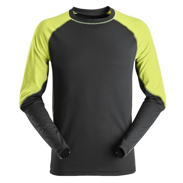 2405 Snickers Neon T-Shirt langarm