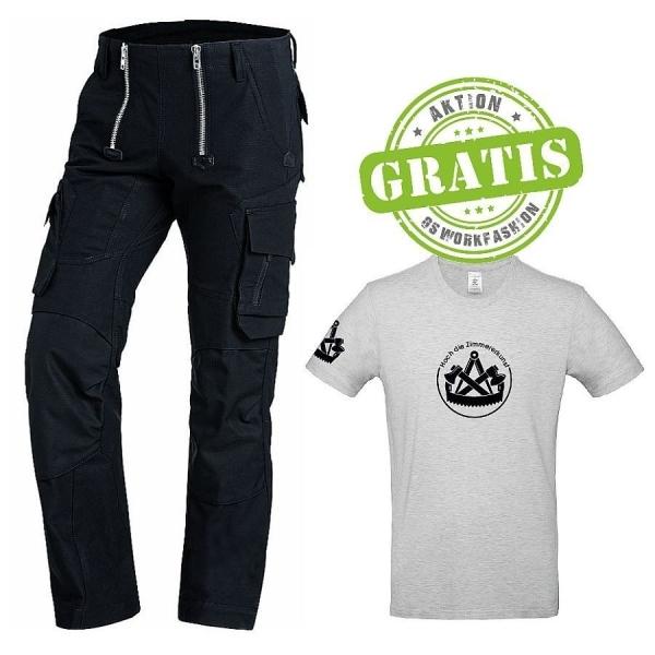 11011 FHB Zunfthose Sebastian & Zimmerer T-Shirt